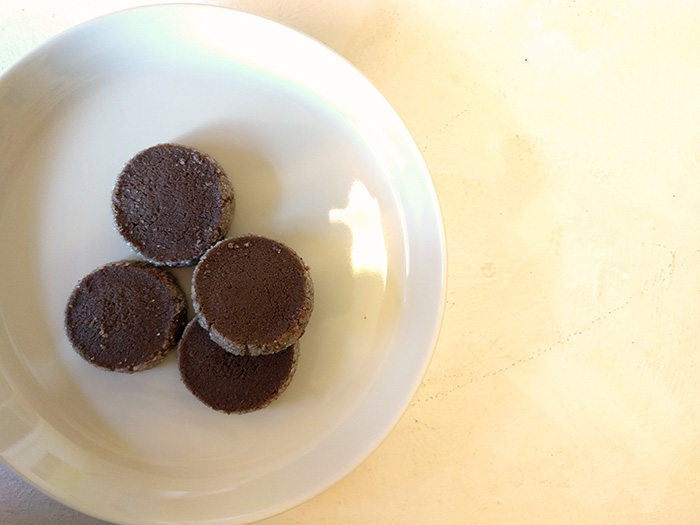ショコラクッキー